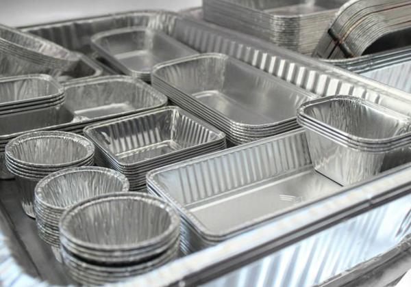 تولید کنندگان ظروف یکبار مصرف آلومینیومی
