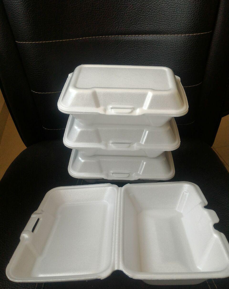تولید ظروف یکبار مصرف فوم پلی استایرن