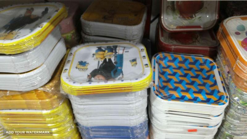 خرید و فروش ظروف یکبار مصرف کاغذی