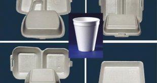 فروش ظرف یکبار مصرف فوم
