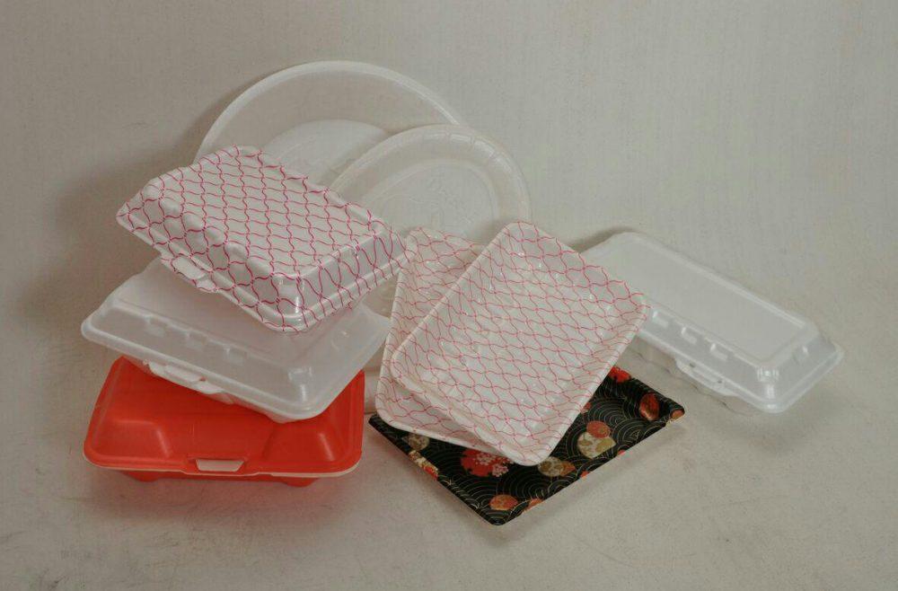 تولید کنندگان ظروف یکبار مصرف فومی