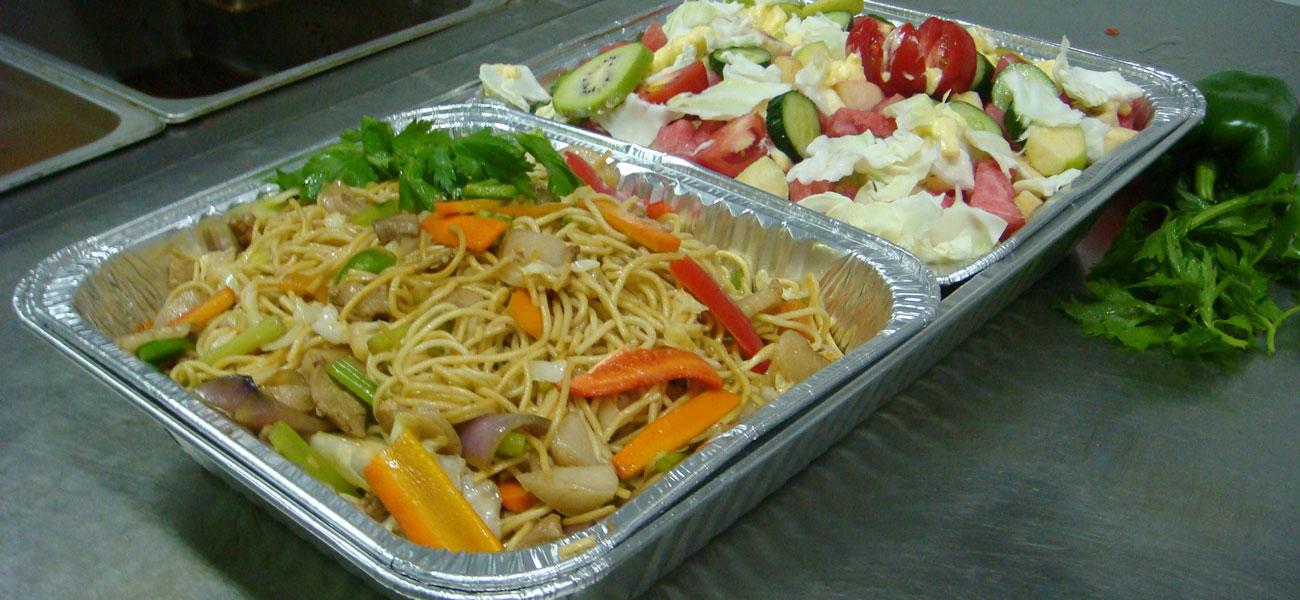 فروش ظرف یکبار مصرف غذا