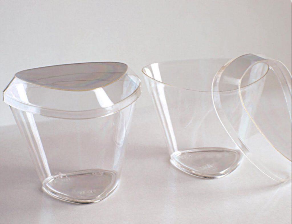 ظروف یکبار مصرف پلاستیکیشفاف