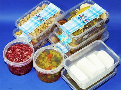خرید ظروف بسته بندی یکبار مصرف