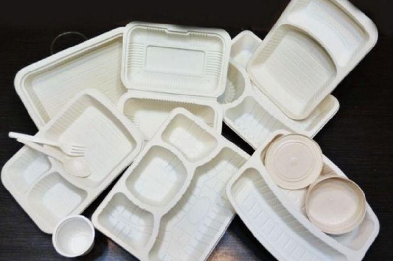 پخش ظروف یکبار مصرف پلاستیکی