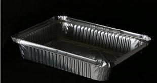 تولید ظروف یکبار مصرف آلومینیومی