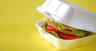 ظروف یکبار مصرف غذاخوری