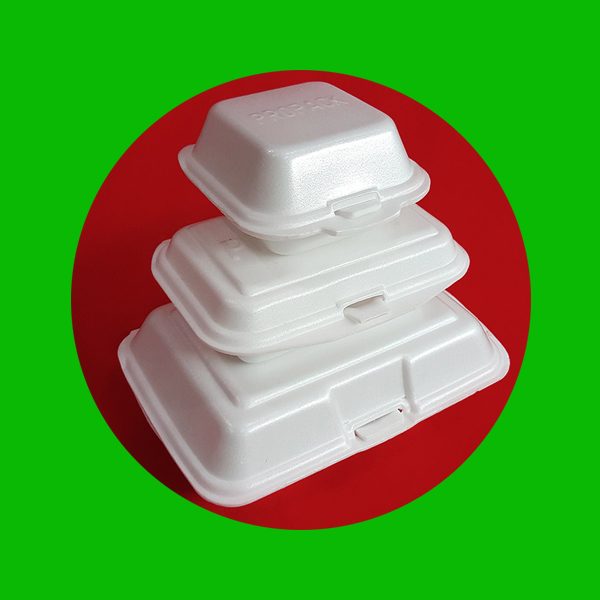 ظروف یکبار مصرف فوم کاسپین