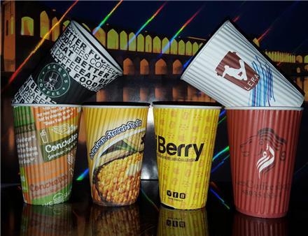 صادرات لیوان کاغذی به عراق