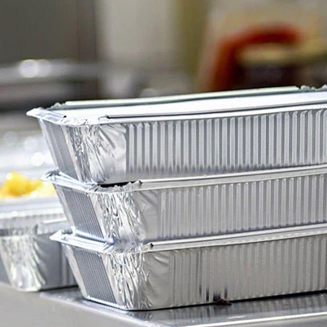 لیست قیمت جدید ظروف یکبار مصرف آلومینیومی