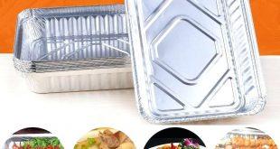 قیمت ظروف یکبار مصرف آلومینیومی پارسه