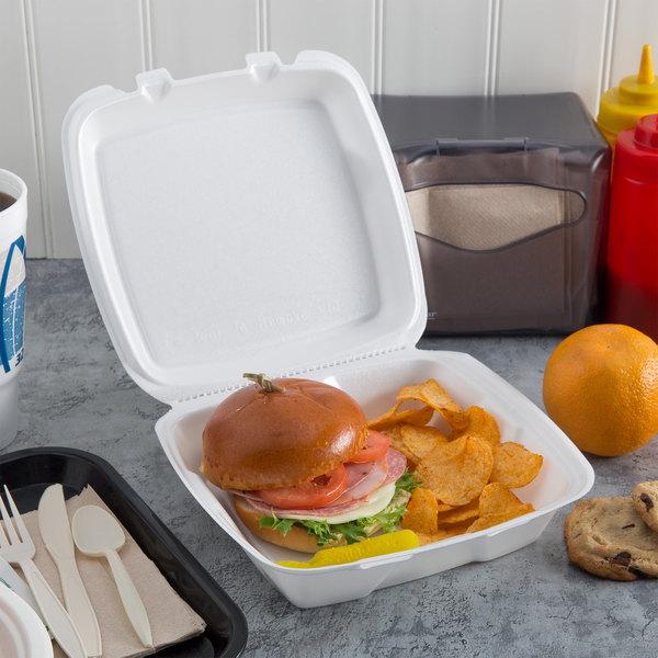 ظروف یکبار مصرف فوم اورانوس