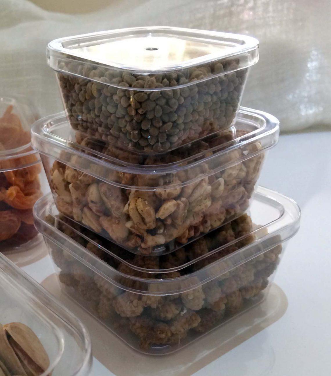تولید ظروف یکبار مصرف لوکس