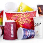 صادرات لیوان کاغذی