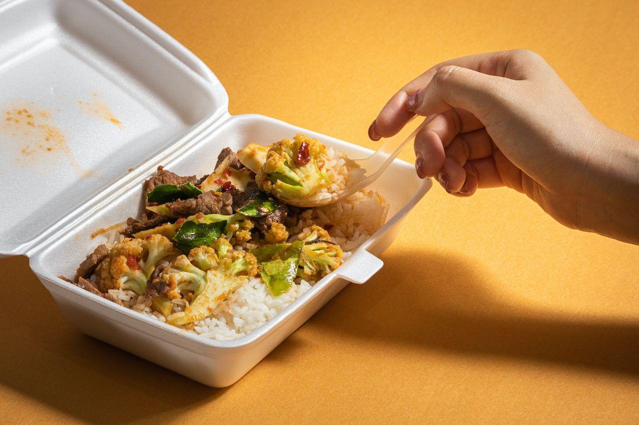 فروش ظروف یکبار مصرف رستوران