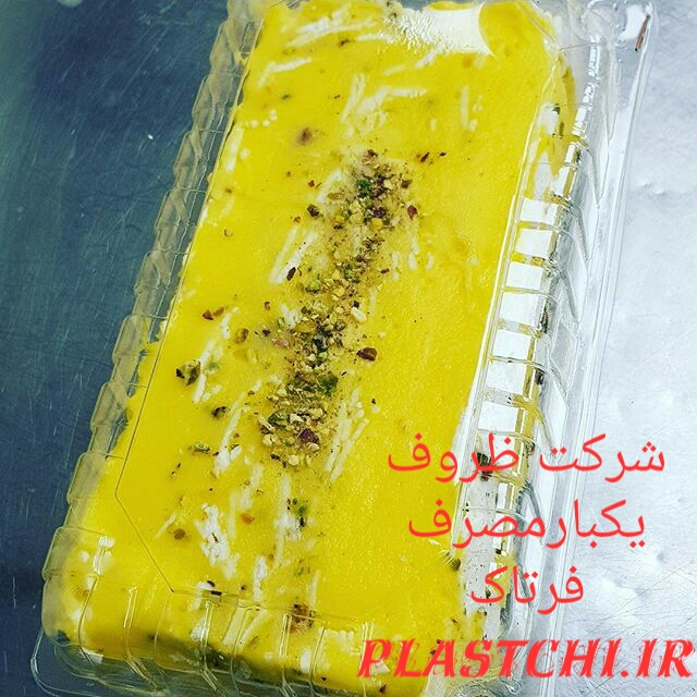 ظروف بسته بندی بستنی