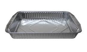 لیست قیمت ظروف یکبار مصرف آلومینیومی