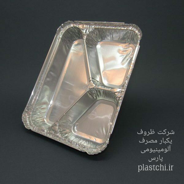 کارخانه تولید ظروف یکبار مصرف آلومینیومی