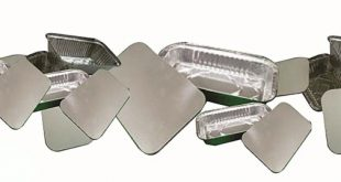 درب ظروف آلومینیومی یکبار مصرف