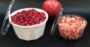 تولید ظروف یکبار مصرف کریستال