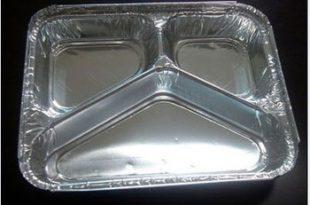 کارگاه تولید ظروف یکبار مصرف آلومینیومی