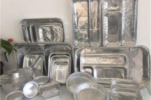 ظروف آلومینیومی یکبار مصرف مانیسا