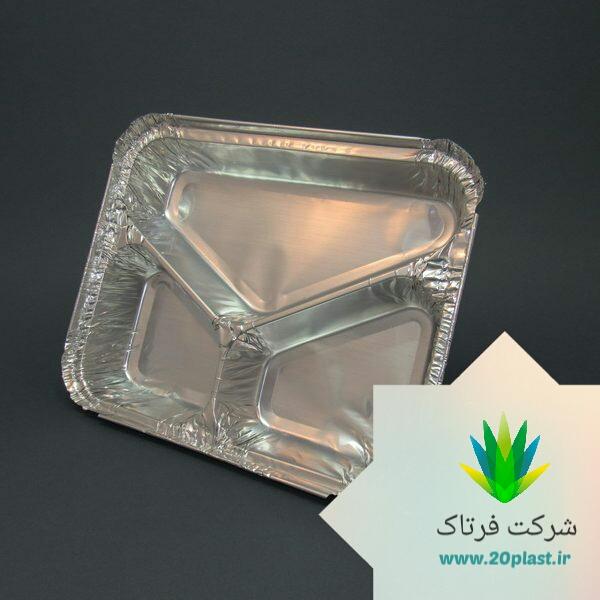 ظرف غذا یکبار مصرف