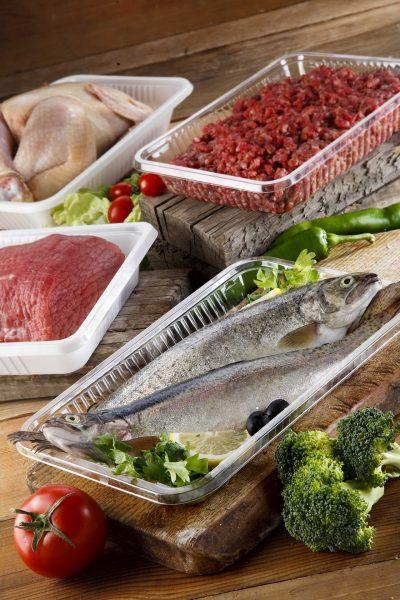 ظروف یکبار مصرف پروتئینی