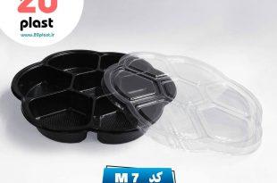 ظروف بسته بندی پلاستیکی