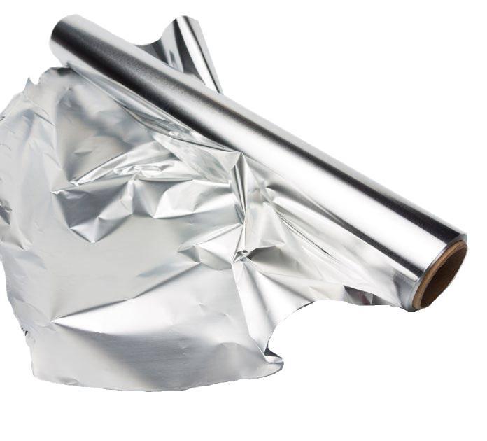 قیمت کاغذ آلومینیومی