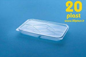 ظروف پلاستیکی بسته بندی خشکبار