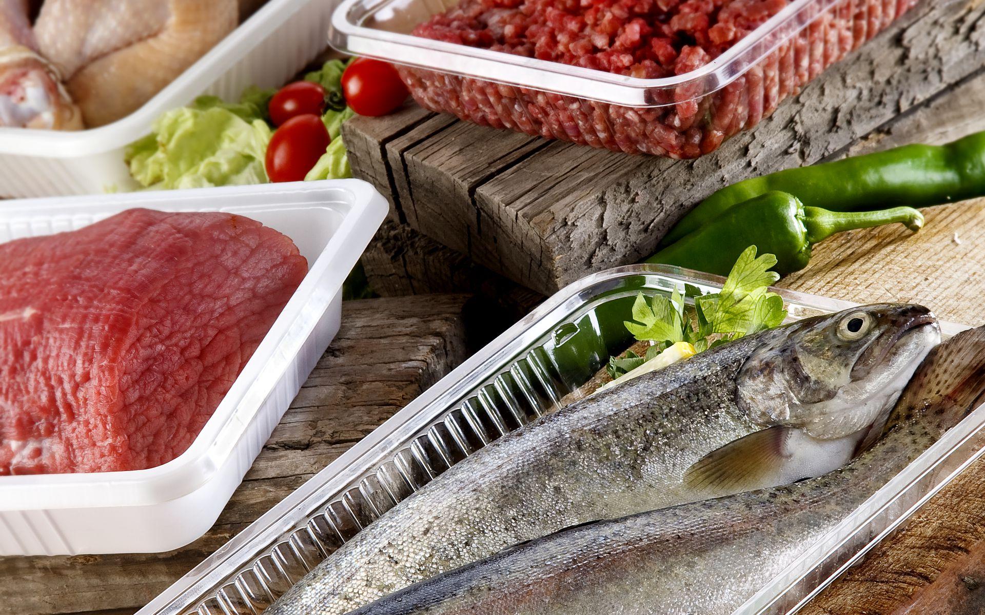 ظروف بسته بندی ماهی