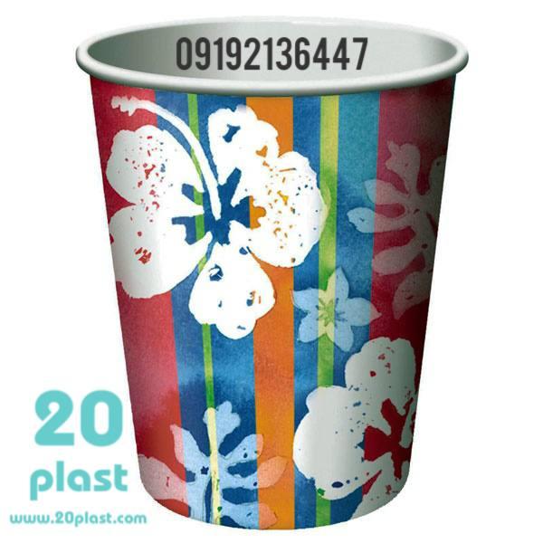فروش عمده انواع لیوان کاغذی