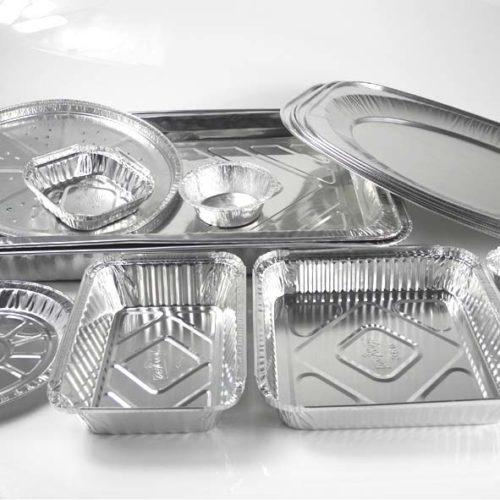 مزیت استفاده از ظروف یکبار مصرف آلومینیومی