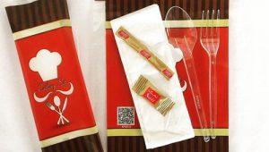 فروش با کیفیت ترین قاشق چنگال های یکبار مصرف