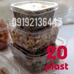 قیمت ظروف یکبار مصرف شیشه ای