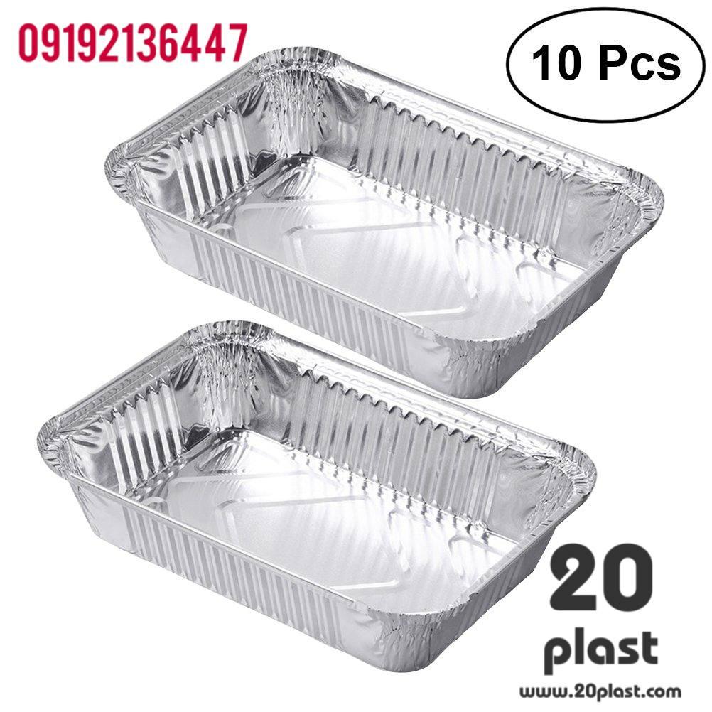 فروش عمده ظروف آلومینیومی با قیمت اصلی