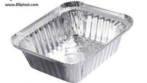 محل پخش ظروف آلومینیومی یکبار مصرف