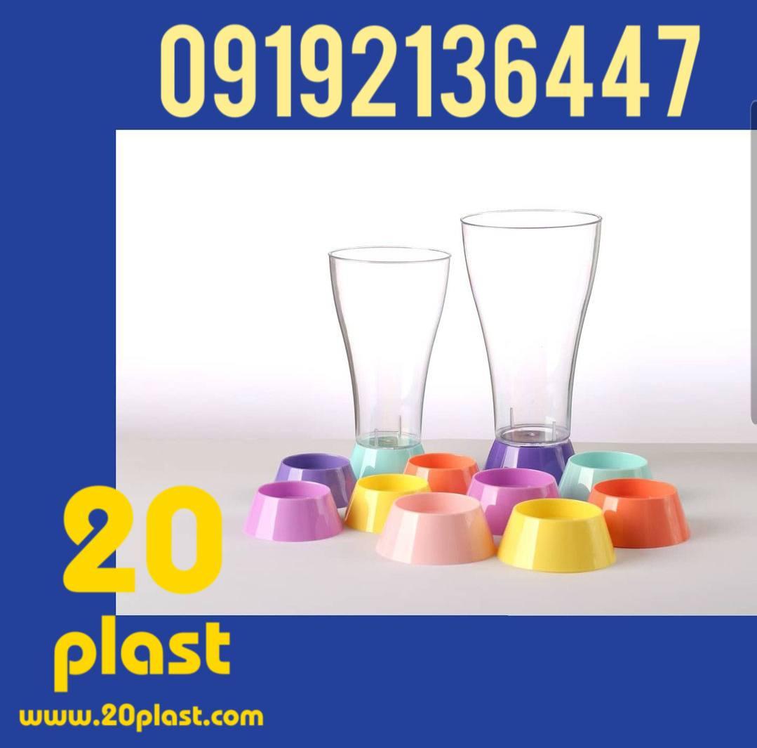 ظروف بسته بندی کریستالی شفاف