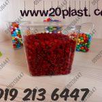 فروش ظروف بسته بندی زرشک