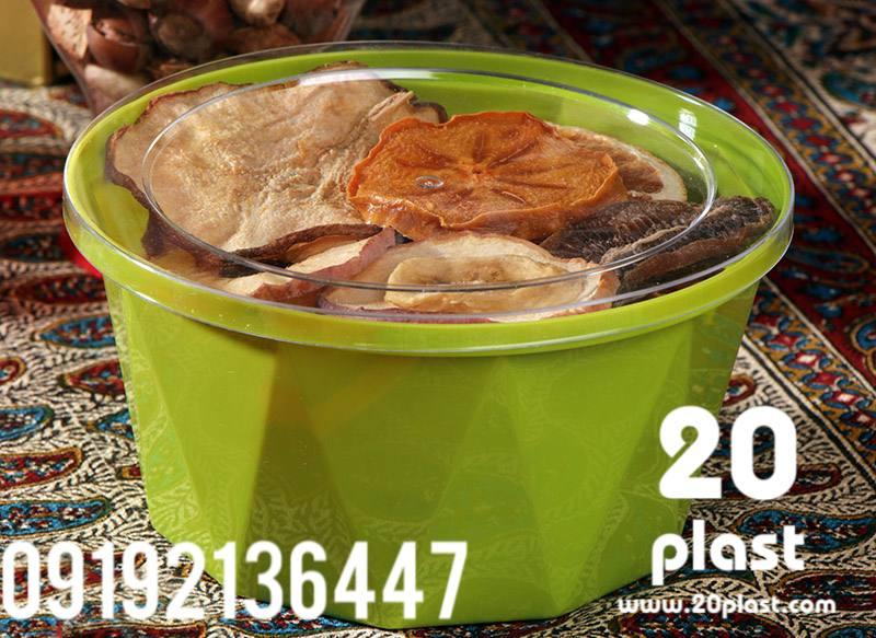 ظروف یکبار مصرف هیوا بسته بندی
