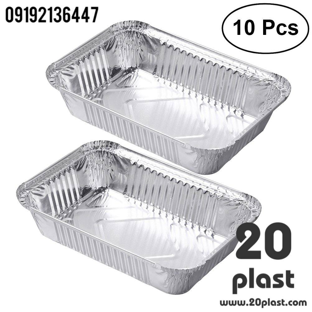 مزایای استفاده از ظروف یکبارمصرف آلومینیومی
