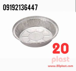 پخش ظروف فویلی آلومینیوم یکبار مصرف