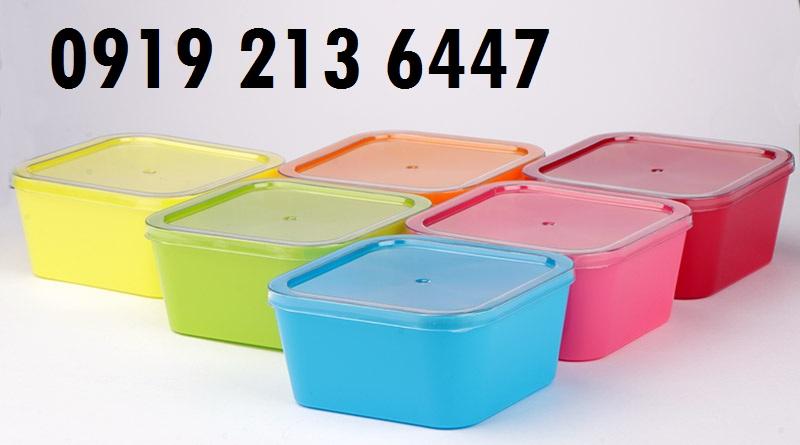 انواع مدلهای ظروف بسته بندی