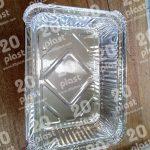 قیمت خرید ظروف یکبار مصرف آلومینیومی