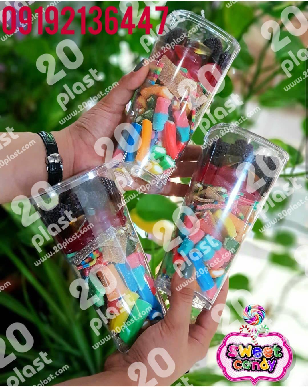 لیوان یکبار مصرف بسته بندی