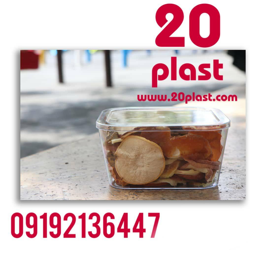عرضه انواع ظروف یکبار مصرف شیشه ای