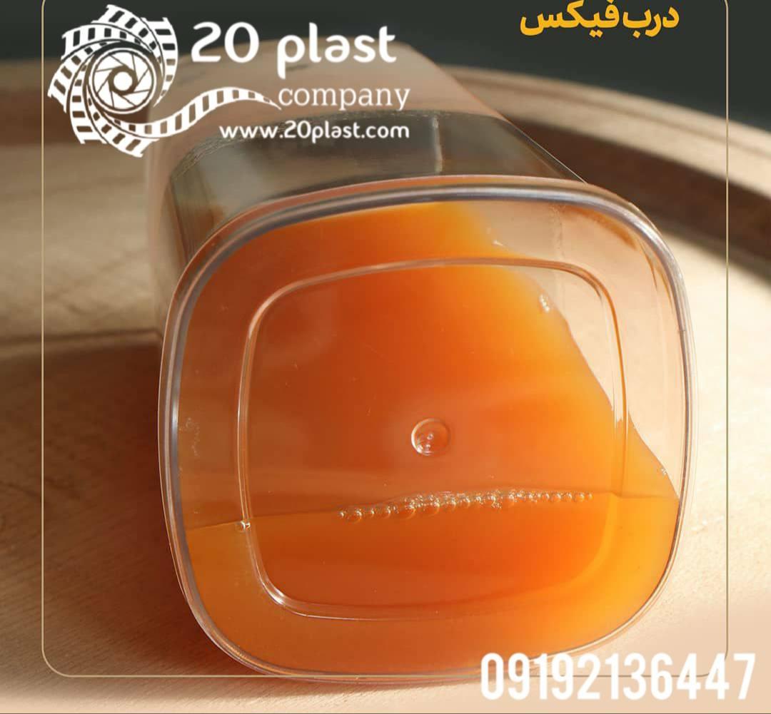 نمونه لیوان یکبار مصرف جدید بسته بندی