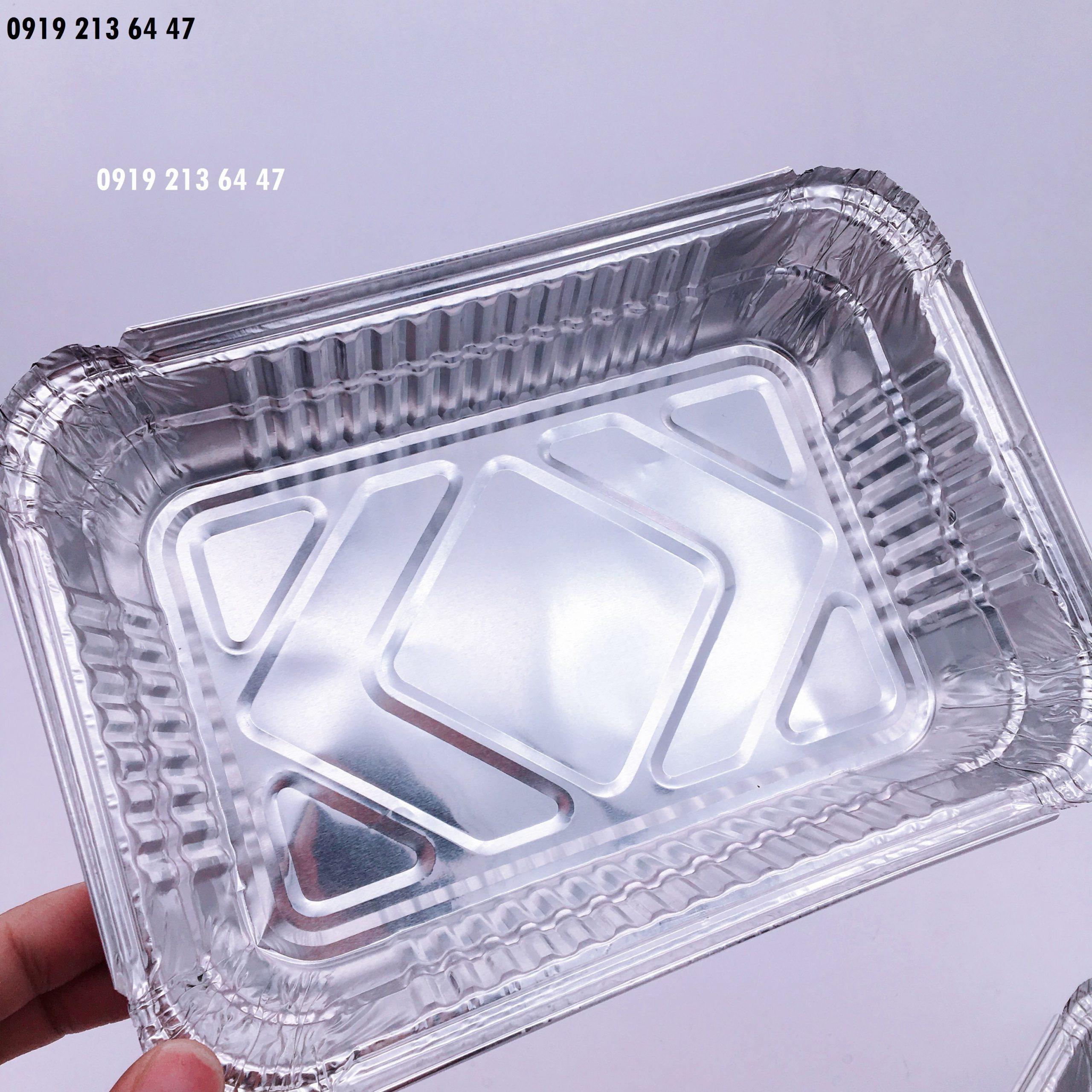عرضه ظروف یکبار مصرف آلومینیومی