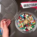 ظروف یکبار مصرف پلاستیکی درب دار بسته بندی